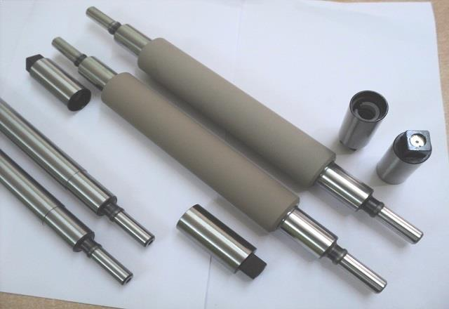 Top Roller and End Bush Complete Chery Hara DF